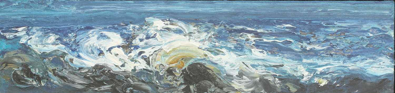 Lot 28-*Maggi Hambling (b.1945)