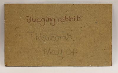 Lot 4-*Tessa Newcomb (b.1955)
