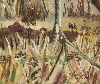 Lot 18-*Joan Warburton (1920-1996)