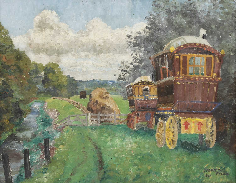 Lot 41-*Cedric Morris (1889-1982)