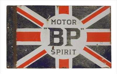 Lot 99 - 'BP Motor Spirit'