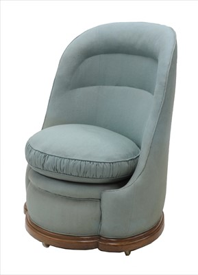 Lot 244 - A bedroom chair
