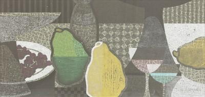 Lot 50-Toru Mabuchi (Japanese, 1920-1994)