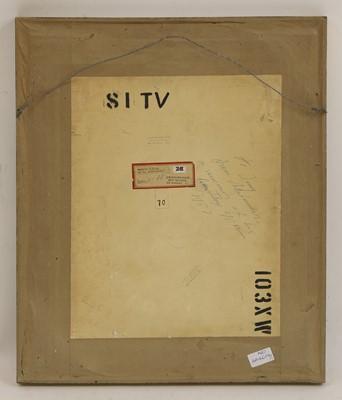 Lot 65 - Alexander Archipenko (Ukrainian/American, 1887-1964)