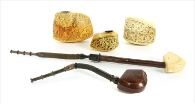 Lot 180-A meerschaum pipe bowl