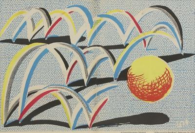 Lot 48-*David Hockney RA (b.1937)