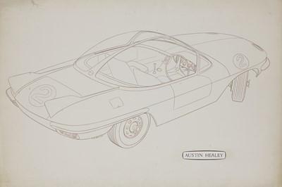 Lot 71-*Trevor R Frost (b.1937)