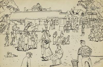 Lot 38-*Edward Bawden RA (1903-1989)