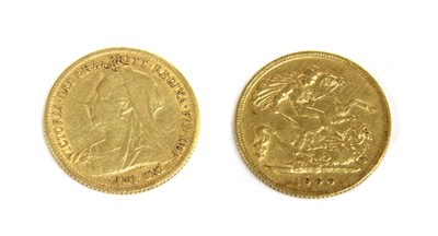 Lot 16-Coins, Great Britain, Victoria (1837-1901)