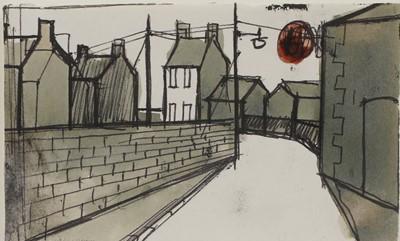 Lot 59-*Percy Kelly (1918-1993)