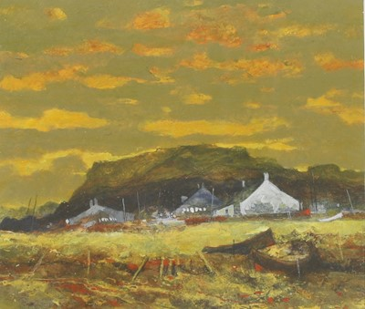 Lot 55-*Gordon Wyllie (1930-2005)