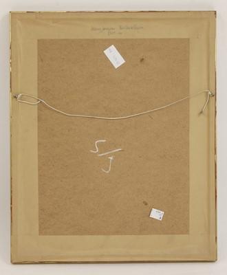 Lot 10 - *Mary Jackson NEAC RWS (b.1936)