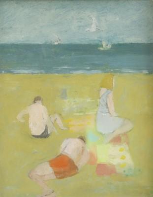 Lot 4-*David Field (b.1937)
