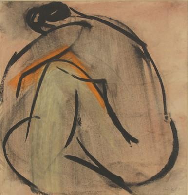 Lot 61-*Mary Stork (1938-2007)