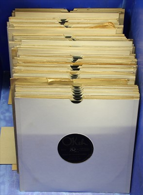 Lot 13-(Dance Bands) etc. (10in) Shellac