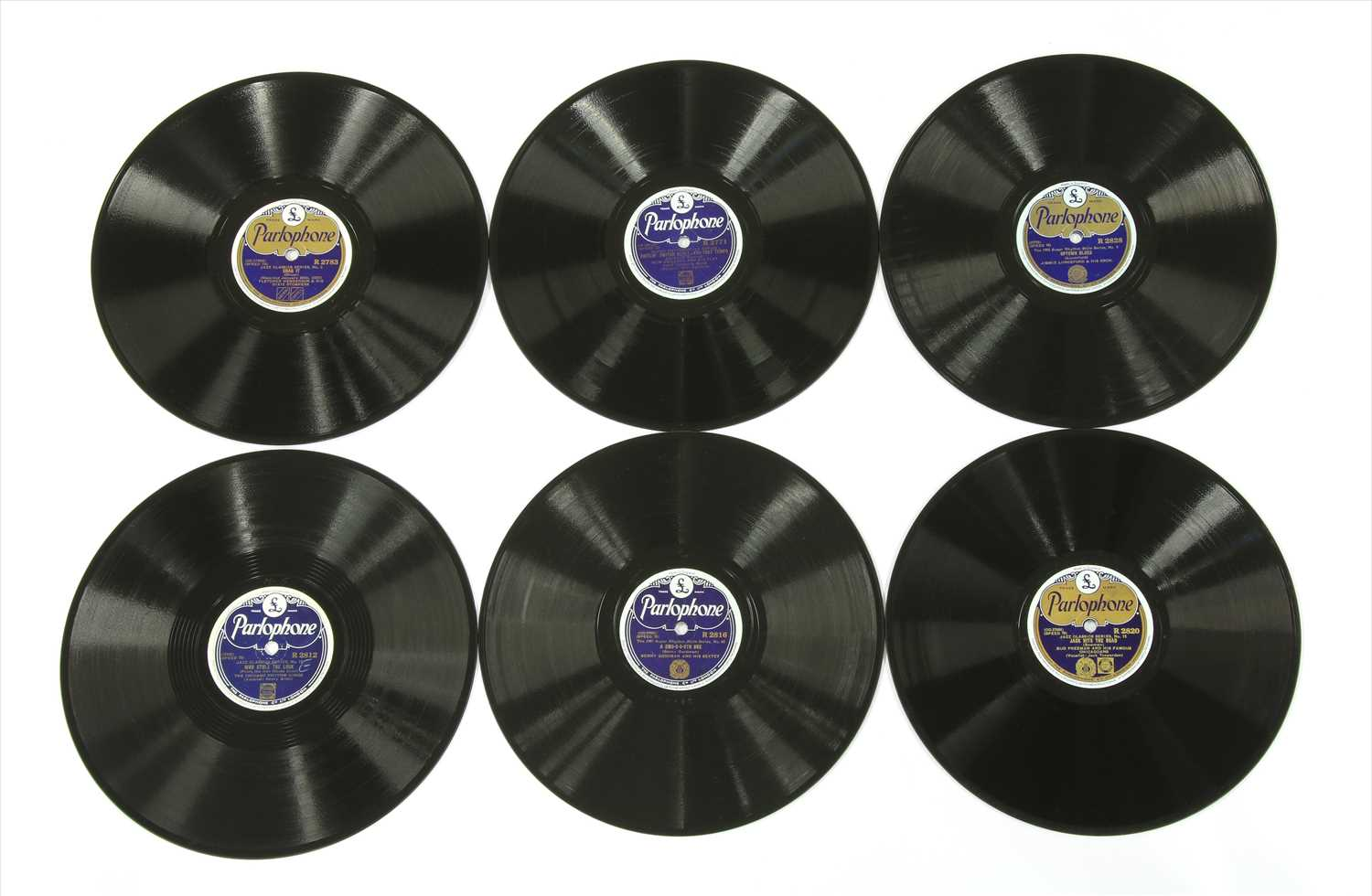 Lot 16 - Parlophone - Various Artists Noted