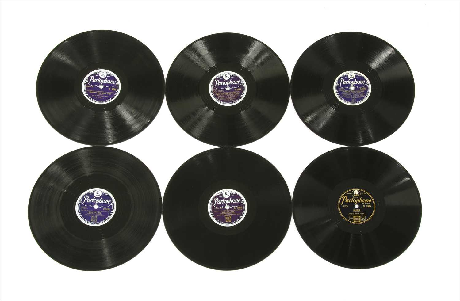 Lot 17 - Parlophone (10in) Shellac