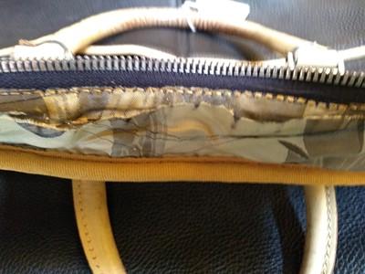 Lot 1021-A Versace 'Medusa head' weekend bag