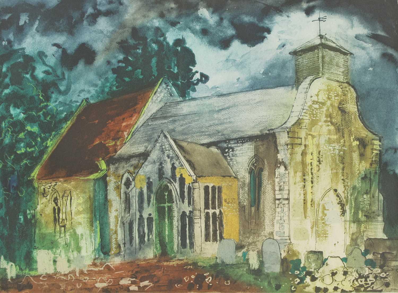Lot 50-*John Piper (1903-1992)