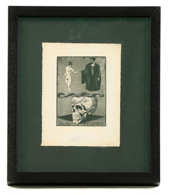 Lot 7 - SCENES OF THE OCCULT