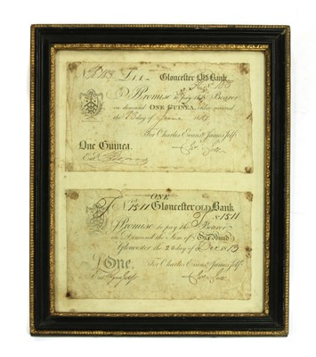 Lot 54 - Banknotes, Great Britain, George III (1760-1820)