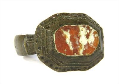 Lot 1-A Roman ring