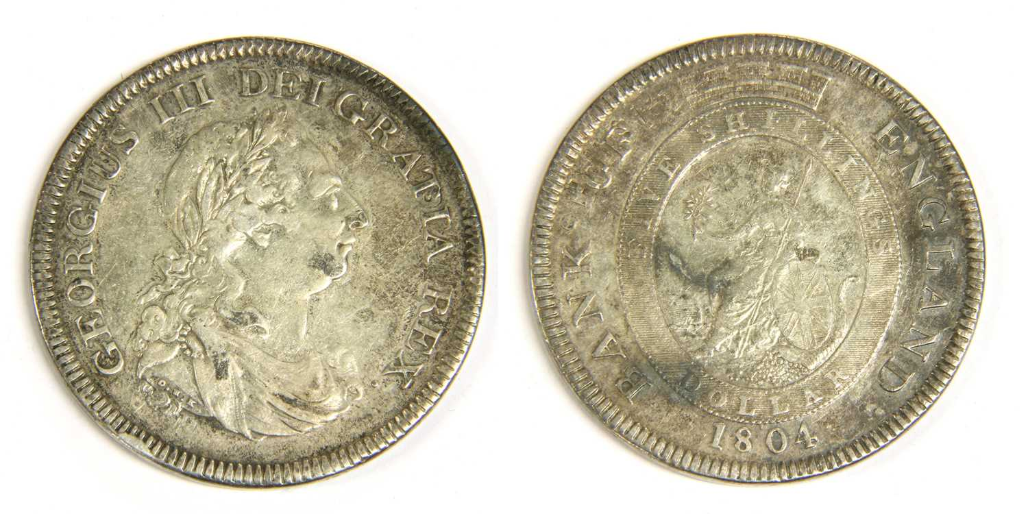 Lot 6-Coins, Great Britain, George III (1760-1820)
