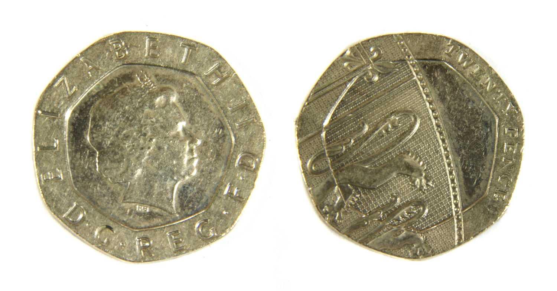 Lot 54-Coins, Great Britain, Elizabeth II (1952-)