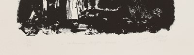Lot 6-*Cecil Collins (1908-1989)