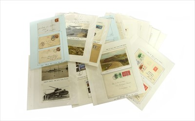Lot 24-Various GB slogan and postmark covers