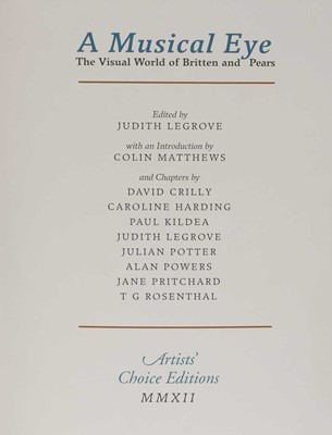 Lot 22-Thirteen books on East Anglian artists and composers