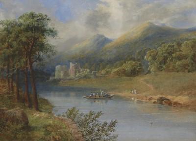 Lot 561 - Edgar E West (fl.1857-1892)