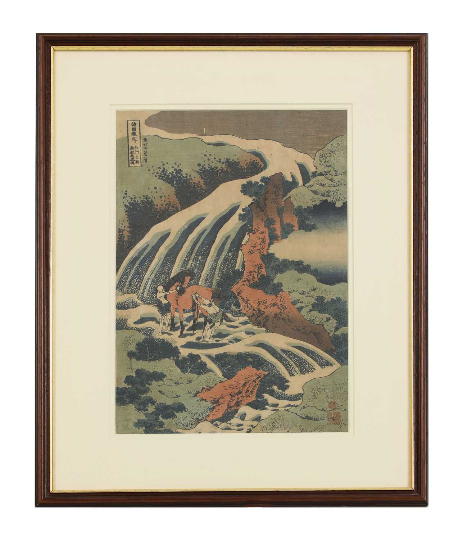 Lot 147 - Katsushika Hokusai (1760-1849)