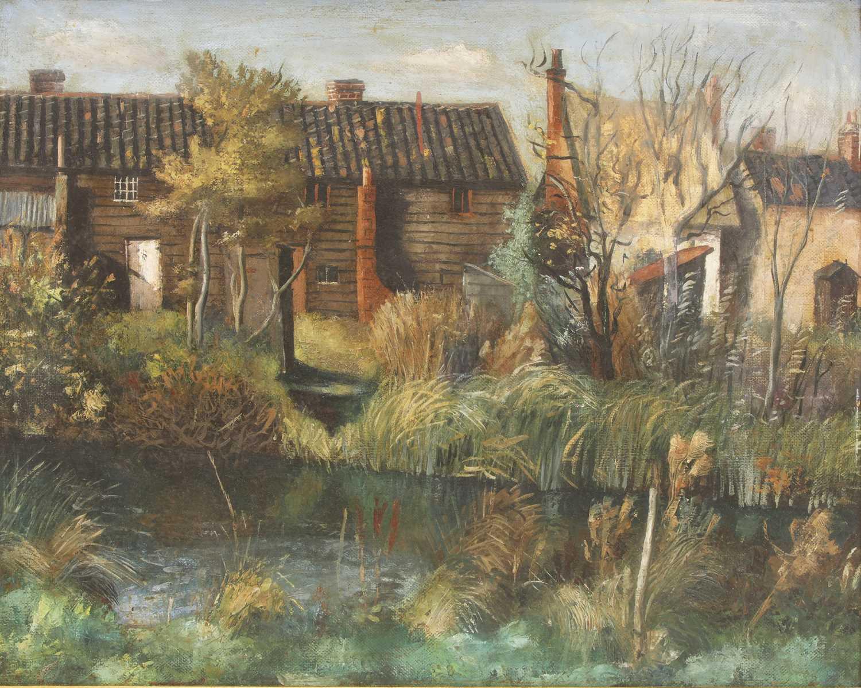 Lot 30-*John Aldridge RA (1905-1983)