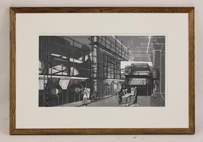 Lot 36-*Edward Bawden RA (1903-1989)