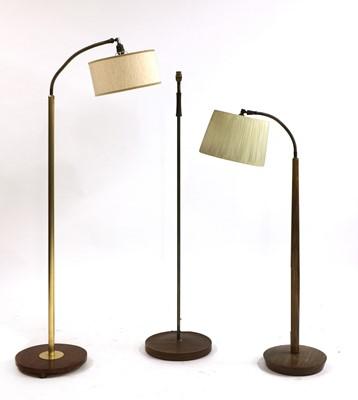 Lot 59-Three standard lamps