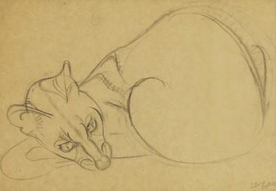 Lot 25-Silvia Baker (fl.1928-1937)