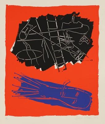 Lot 45-*Bruce McLean (b.1944)