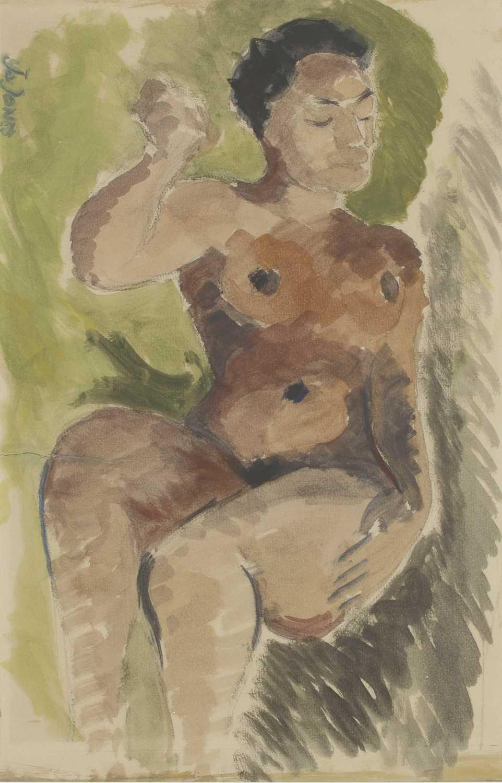 Lot 20-*Jo Jones (1894-1989)