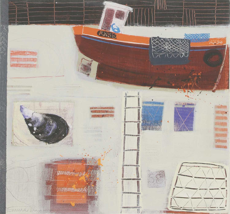 Lot 32-*Emma Dunbar (b.1961)