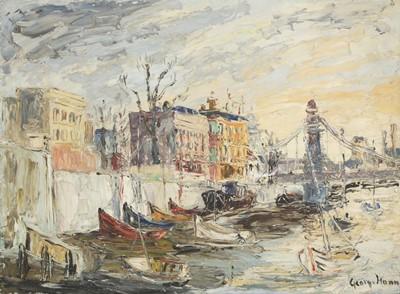 Lot 94 - *George Hann (1900-1979)