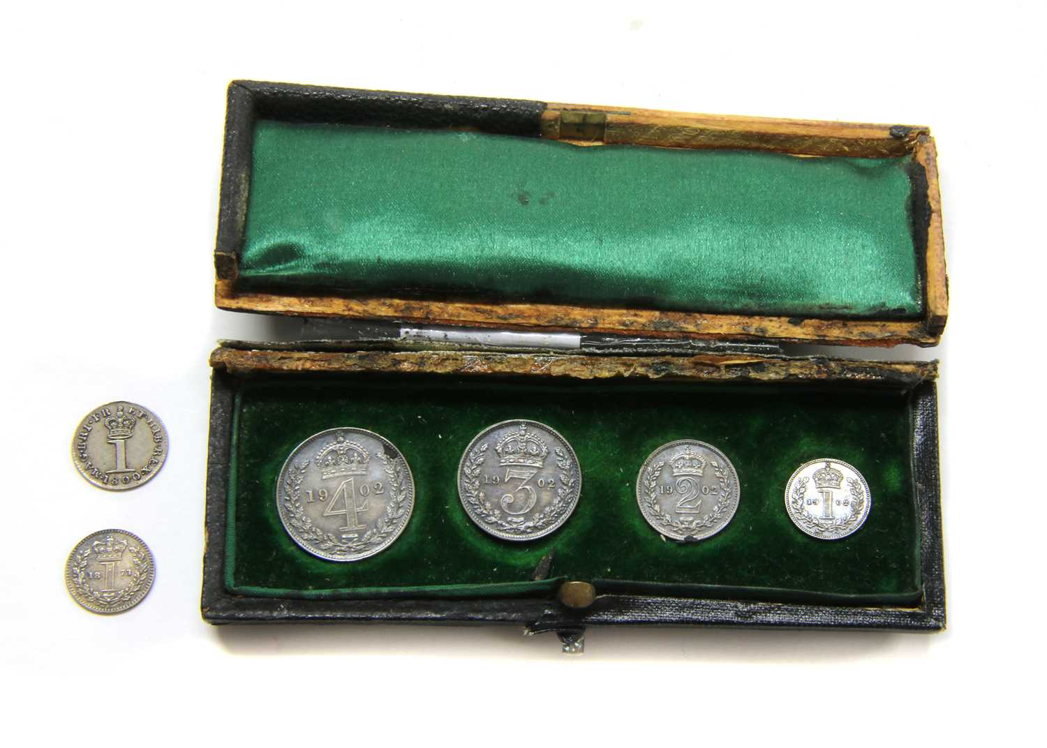 Lot 20-Coins, Great Britain, Edward VII (1901-1910)