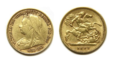 Lot 13-Coins, Great Britain, Victoria (1837-1901)