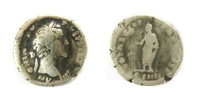 Lot 2-Coins, Roman