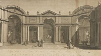 Lot 512 - Vincenzo Feoli (Italian, c.1795-1820), after Francesco Miccinelli