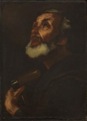 Lot 592 - Follower of Jusepe de Ribera