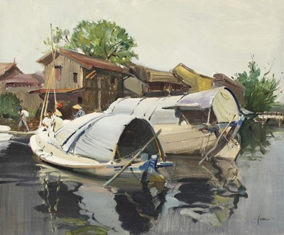 Lot 66-*Terence Cuneo (1907-1996)
