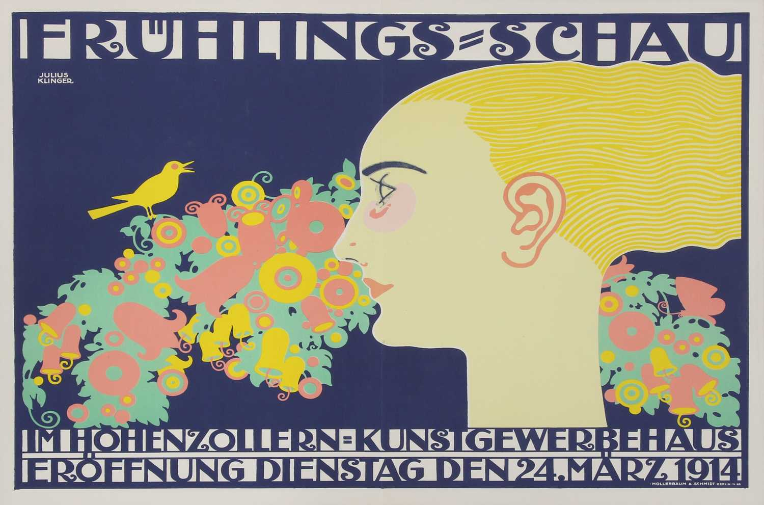 Lot 25 - Secessionist School posters
