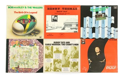Lot 31-Vinyl - Various Jazz Genres