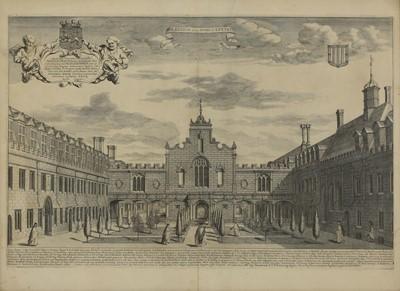 Lot 508 - David Loggan (1634-1692)